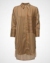Lollys Laundry Karolina Shirt Bluse Langermet Gul LOLLYS LAUNDRY