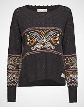 Odd Molly Arctic Wings Sweater Strikket Genser Grå ODD MOLLY