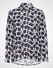 Nanso Ladies Shirt, Asteri Langermet Skjorte Blå NANSO