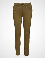 Desigual Pant Folky Slim Jeans Grønn DESIGUAL