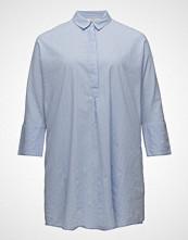 Violeta by Mango Shirt Textured Dress