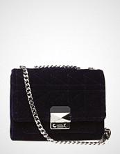Karl Lagerfeld bags Karl Lagerfled-Karl X Kaia Velvet Handbag