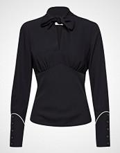 Calvin Klein Bow Tie Blouse Ls