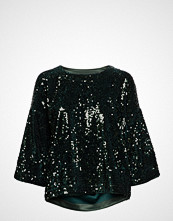Twist & Tango Unni Sequin Top Navy Xs