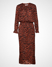 Coster Copenhagen Dress W. Zebra Print