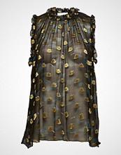 Coster Copenhagen Sleeveless Top In Camouflage Print
