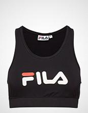 FILA Other Crop Top T-shirts & Tops Sleeveless Svart FILA