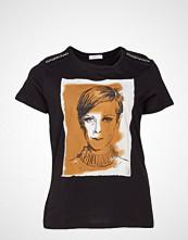 Violeta by Mango Bead Printed T-Shirt
