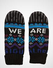 Desigual Accessories Gloves Winter Blue