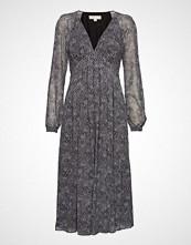 Michael Kors Pleat Midi Dress