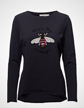 Coster Copenhagen Sweatshirt W. Bee Embroidery