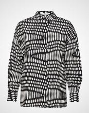 Mango Geometric Print Shirt