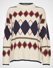 Lexington Clothing Wren Argyle Sweater