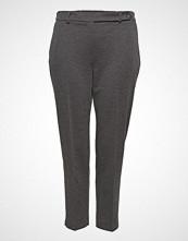 Violeta by Mango Striped Pattern Trousers
