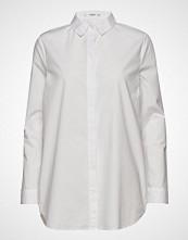 Mango Essential Cotton-Blend Shirt