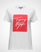 Tommy Hilfiger Effy C-Nk Tee Ss