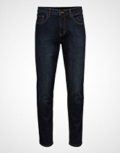 IZOD Saltwater Denim Dark Wash Slim Jeans Blå IZOD