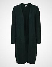 Saint Tropez Long Knit Cardigan W Pockets