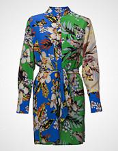 Diane von Furstenberg L/S Shirt Dress