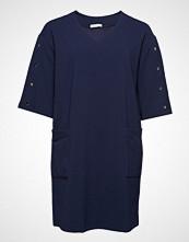 Violeta by Mango Side Buttons Dress