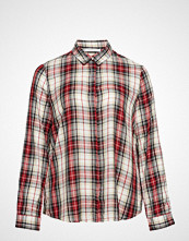 Violeta by Mango Check Shirt