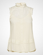 Coster Copenhagen Top In Mesh And Lace
