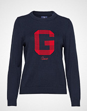 Gant O2. G Logo Crew