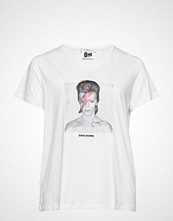 Violeta by Mango Printed Picture Cotton T-Shirt