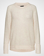 Selected Femme Slfgold Livana Ls Knit O-Neck 10years