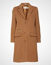 InWear Sai Classic Coat Ow Ullfrakk Frakk Beige INWEAR