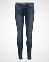 Selected Femme Slfida Mw Bruce Blue Jeans W