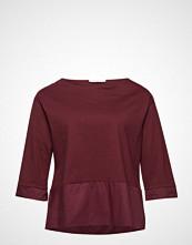 Violeta by Mango Buttoned Cotton T-Shirt