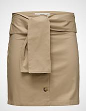 Mango Bow Cotton Skirt