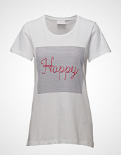 Kaffe Happy T-Shirt