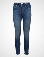 Only Onlblush Mid Ank Raw Jeans Rea1303 Noos