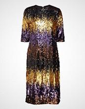 Soft Rebels Star Dress Knelang Kjole Multi/mønstret SOFT REBELS