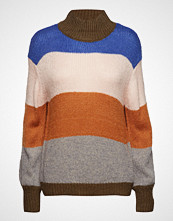 Bruuns Bazaar Penelope Esma Pullover Strikket Genser Multi/mønstret BRUUNS BAZAAR