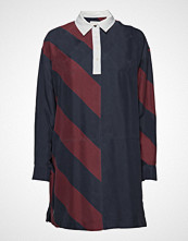 Tommy Hilfiger Tommy Icons Rugby Silk Dress Ls