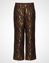 Lollys Laundry Folke Pants Bukser Med Rette Ben Multi/mønstret LOLLYS LAUNDRY
