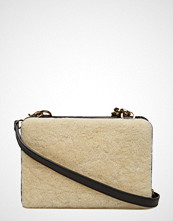 Royal Republiq Galax Evening Bag / Natural Shearling