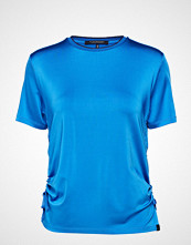 Scotch & Soda Short Sleeve Tee With Drawcord Detail At Sides