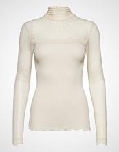 Rosemunde Silk T-Shirt Turtleneck Regular Ls