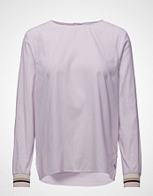 Coster Copenhagen Striped Shirt Blouse W. Rib