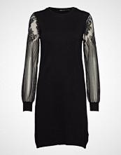 Only Onlviktoria L/S Lace Dress Knt