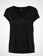 Only Onlcarol S/S Top Box  Jrs