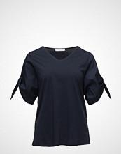 Violeta by Mango Bow Cotton T-Shirt