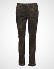 Please Jeans Chino Filetto Camo Stripe