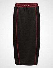 Hilfiger Collection Jersey Midi Skirt