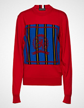 Hilfiger Collection Hc Crest Needle Punch Sweater