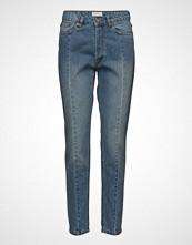Gestuz Sally Jeans Ze1 18 Slim Jeans Blå GESTUZ